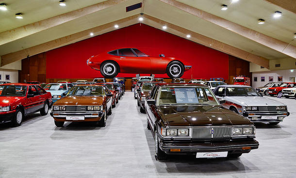Toyota Collection