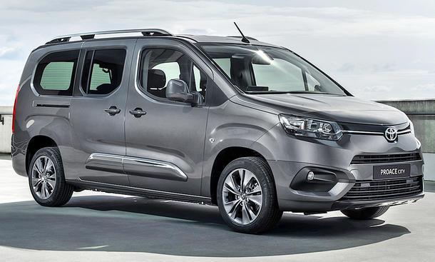 Toyota Proace City (2019)