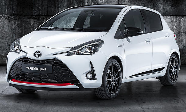 Toyota Yaris GR-S (2018)