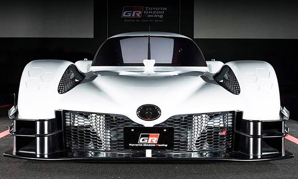 Toyota GR Super Sport Concept (2018)
