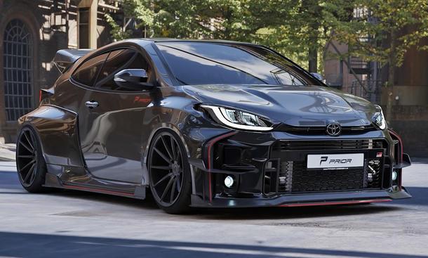 Toyota GR Yaris von Prior Design