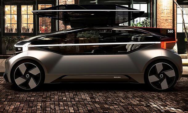 Volvo 360c Konzept