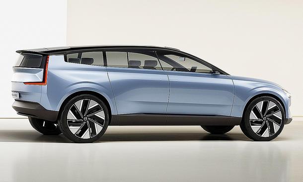 Volvo Concept Recharge (2021)