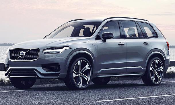 Volvo XC90 Facelift (2019)