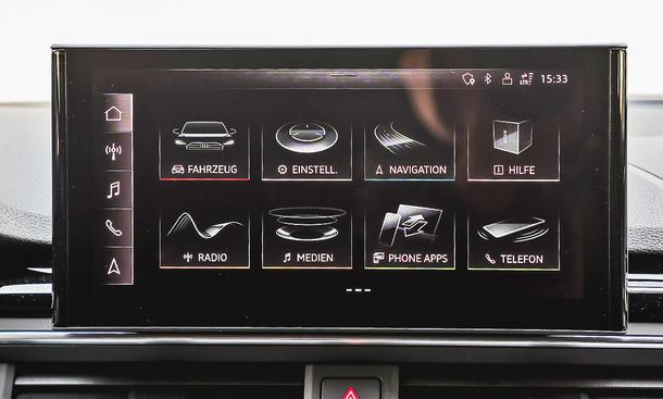 Audi A4 45 TFSI quattro Avant