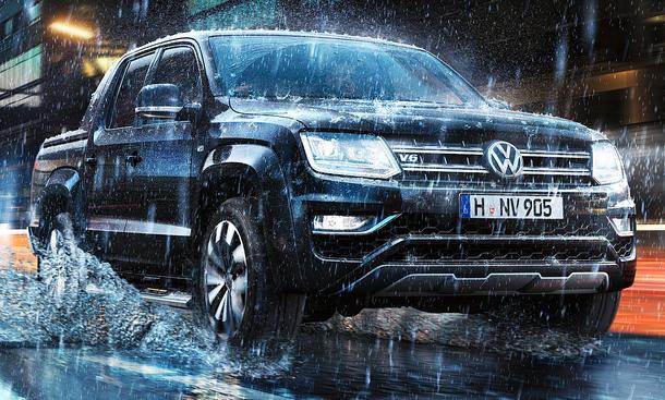 VW Amarok (2018)