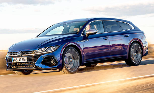 VW Arteon R Shooting Brake (2020)