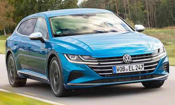 VW Arteon Shooting Brake (2020)