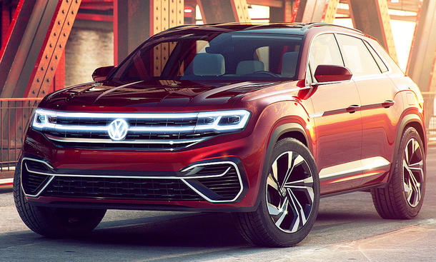 VW Atlas Cross Sport Concept (2018)
