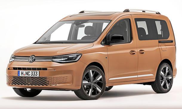 vw caddy maxi 2020 preis maße technische daten
