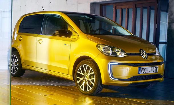 VW e-Up Facelift (2019)