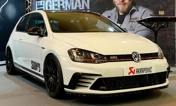 VW Golf 7 GTI Clubsport S