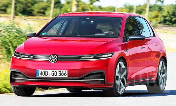 VW Golf 9 (2026)