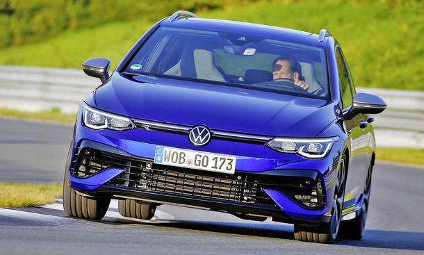 VW Golf R Variant (2021)