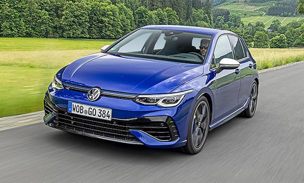 VW Golf R – Bester Kompakter 2021
