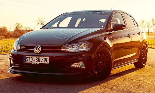 VW Polo GTI: Tuning von Siemoneit Racing