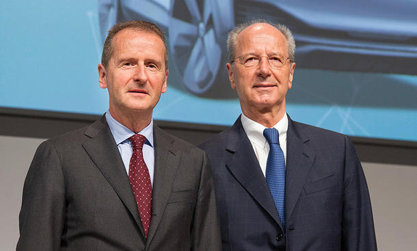 Dieselskandal: Anklage gegen VW-Chef Diess