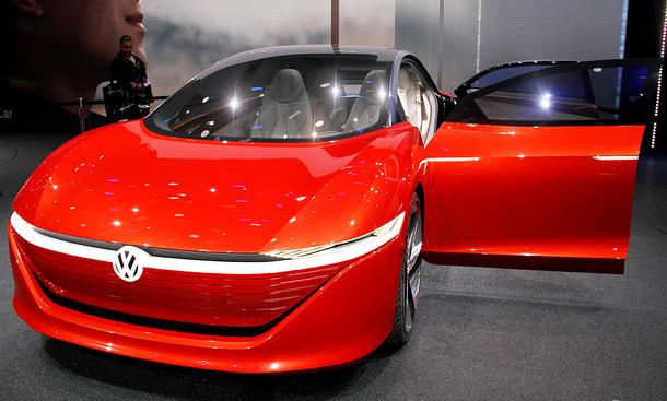 VW ID. Vizzion