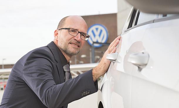 Klaus Bischoff – VW