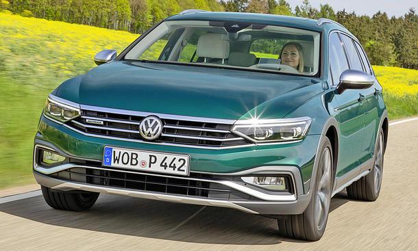 VW Passat Alltrack Facelift (2019)