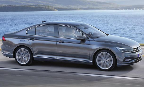 VW Passat B8 Facelift (2019)