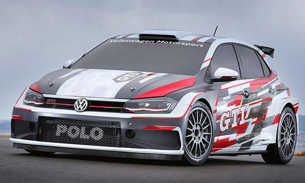 vw polo gti r5 2018 neue fotos update. Black Bedroom Furniture Sets. Home Design Ideas