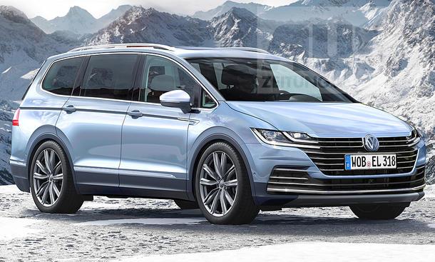 2020 - [Volkswagen] Viloran (Sharan III) Vw-sharan-2021