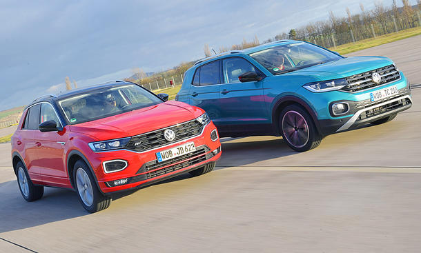 VW T-Roc/VW T-Cross