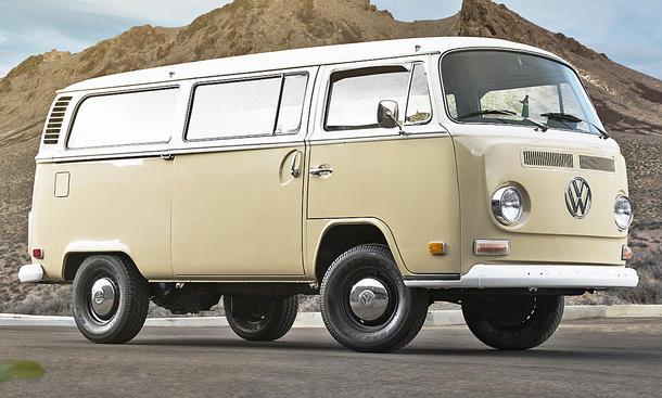 VW T2 mit Elektroantrieb