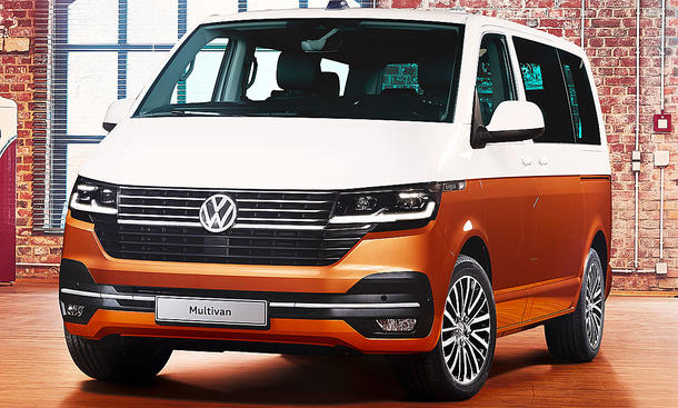 VW T6.1 (Facelift 2019)