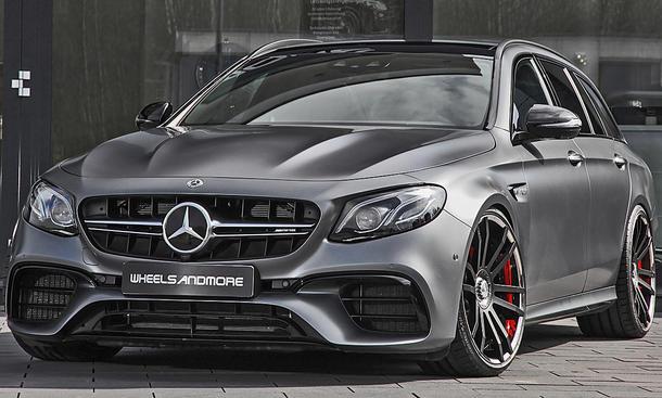 Mercedes-AMG E 63 S von Wheelsandmore