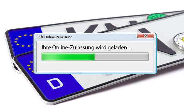 Online-Zulassung (i-Kfz)