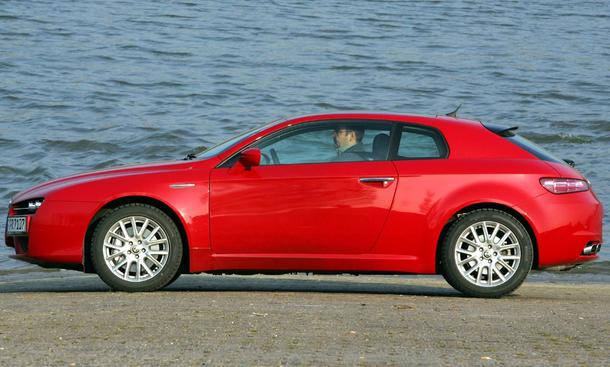 Alfa Romeo Brera 3.2 JTS Q4