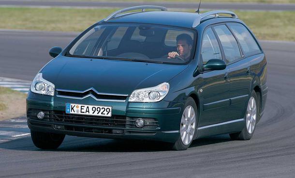 Citroën C5 Tourer HDi 135 FAP