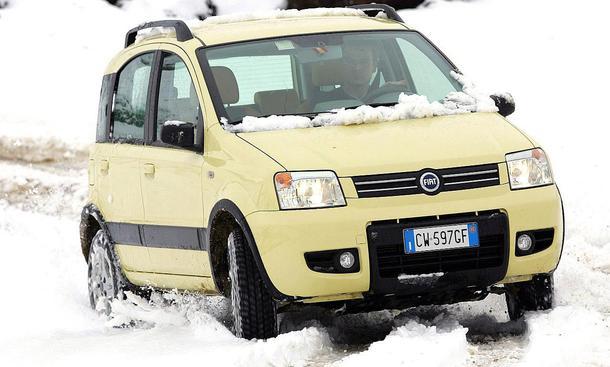 Fiat Panda 4x4 1.3 JTD