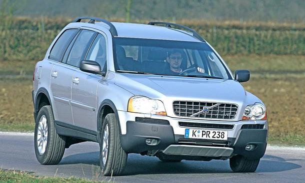 Volvo XC90 V8 AWD Geartronic mit V8-Motor und 315 PS
