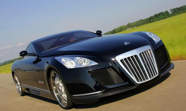 maybach exelero maybach 57 s bild 4. Black Bedroom Furniture Sets. Home Design Ideas