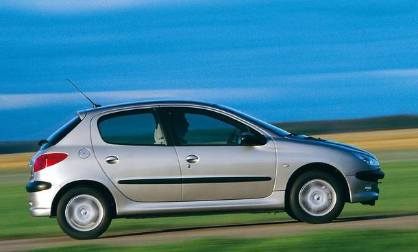 Peugeot 206 1.4 16V