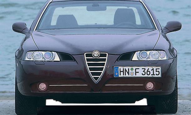 Alfa Romeo 166 2.4 JTD 20V Multijet Sportronic