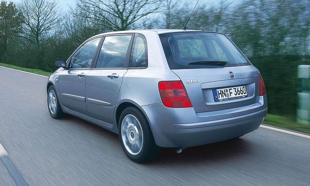 Fiat Stilo 1.9 JTD 16V Multijet | Einleitung Karosserie - autozeitung ...