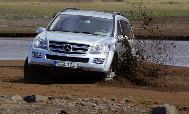 Mercedes GL 420 CDI