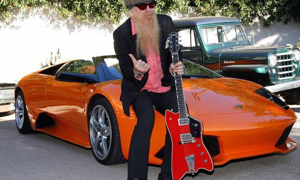 Zz Top Die Autos Des Rock Stars Billy Gibbons Autozeitungde