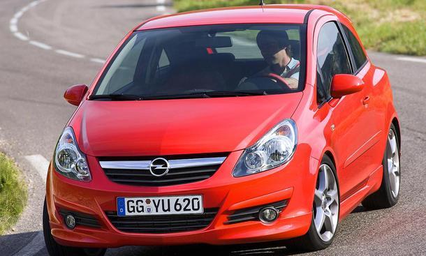 Opel Corsa GSI im Fahrbericht