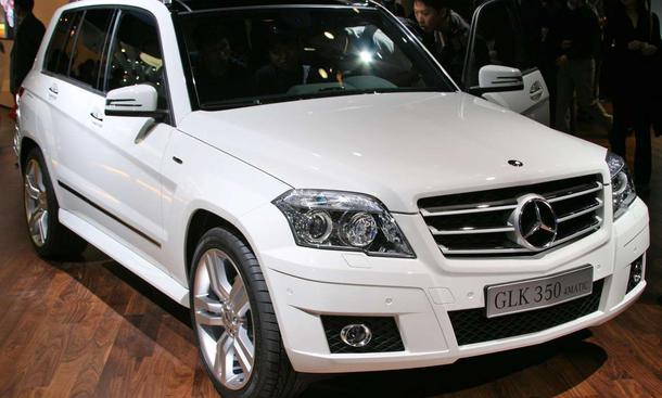 Mercedes GLK 350 4Matic