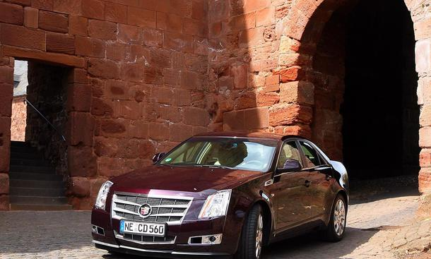 cadillac cts 2. generation | autozeitung.de