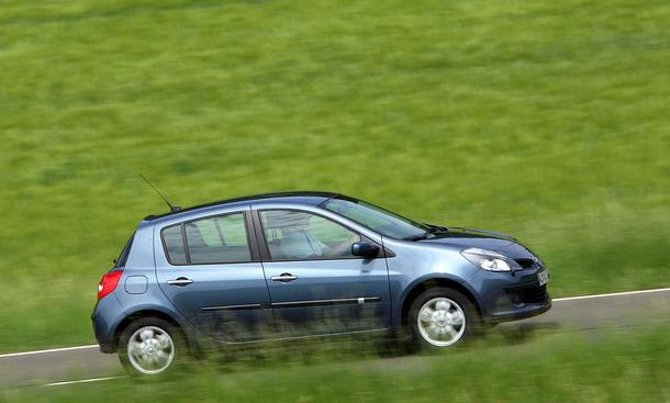 Bilder: Renault Clio 1.2 16V TCE - autozeitung.de