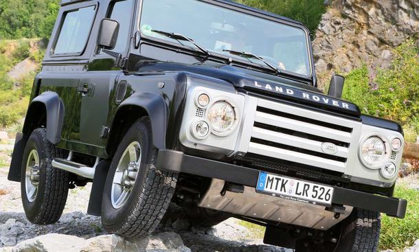 Land Rover Defender TD4 90 SW