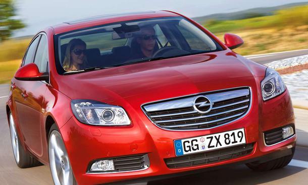 opel insignia 2.8 v6 turbo – neue zeiten | autozeitung.de