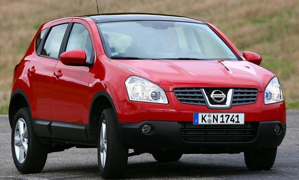 Nissan Qashqai 2.0 dCi 4WD Automatik