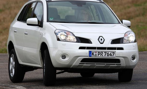 Renault Koleos 2.0 dCi 4WD Automatik